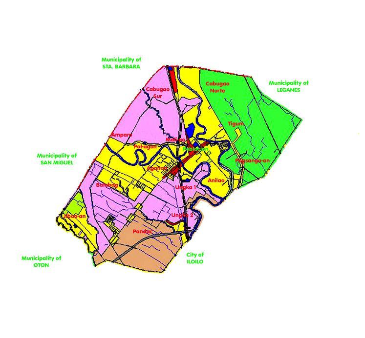 Map PAVIA IS BACK - Leganés map